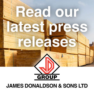James Donaldson Timber Press Releases